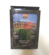 FC Barcelona Camp Nou Stadium Original Field Grass Framed Plaque Lionel Messi