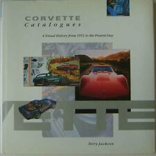 Chevrolet Corvette Catalogues 1953-1991 full colour BOOK about the brochures