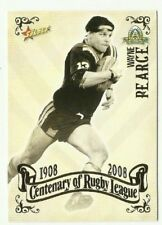 2008 NRL SELECT CENTENARY WESTS TIGERS WAYNE PEARCE COMMON # 87 Card free post