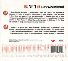 Nana Mouskouri -  Les no 1 de  -  2 CD  (NEU/OVP in Folie)