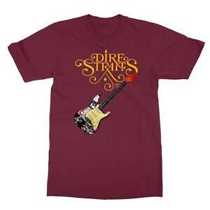 Dire Straits Anniversary Guitar Men's T-Shirt