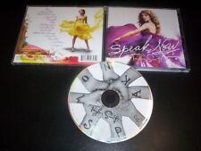 Taylor Swift : Speak Now CD album 14 Titres 2010
