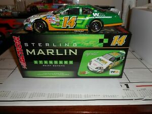 STERLING MARLIN #14 WASTE MANAGEMENT 2006 MONTE CARLO SS ACTION 1/24 CWC NICE