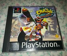 CRASH BANDICOOT 3 PS1 PS2 PS3 WARPED CON DEMO PAL ITALIANO MULTILINGUA