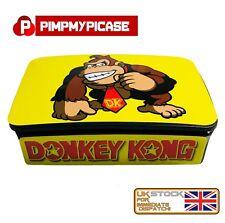 Retro Gaming Inspired Donkey Kong Yellow Raspberry Pi 3 case (Retropie or Kodi)
