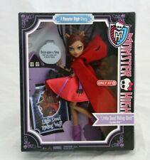 Monster High Clawdeen Wolf Little Dead Riding Hood Brand New Target Exclusive