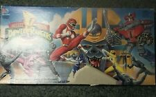 Mighty Morphin Power Rangers board game 1993 Saban TV show kids toys