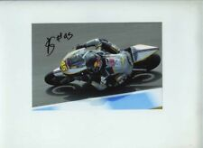 Scott Redding Suter Moto GP Spanish GP 2010 Signed 3
