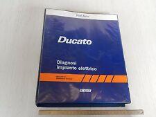MANUALE OFFICINA ORIGINALE FIAT DUCATO DIAGNOSI IMPIANTO ELETTRICO '93 ES CAMPER