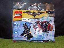 LEGO The Batman Movie 30522 BATMAN IN THE PHANTOM ZONE polybag (LBV 2)