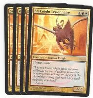 TCG 112 MtG Magic the Gathering  Skyknight Legionnaire Promo Playset (4)