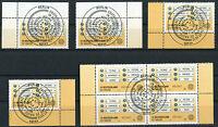 Bund 2941 Eckrand oder Viererblock gestempelt Vollstempel Berlin ESST BRD 2012