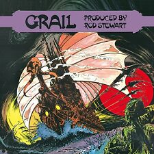 Grail - S/T. Brand new CD + sealed. 1971 Prog Rock produced by Rod Stewart
