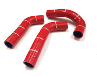 M2 MOTORSPORT RED SILICONE TOP BOTTOM RADIATOR WATER HOSES MAZDA MX5 1.8 Y3506