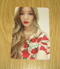 Girls' Generation SNSD 6th Holliday Night Album Tiffany B Official Photo Card