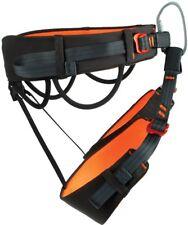 STELLA Alpina DARDO rock climbing harness 69-89cm Nero/Arancione