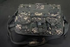 Digital Camo tactical Rothco MOLLE briefcase laptop bag with Shoulder Strap