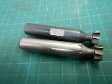 """Machinist 1 PC # 806 Woodruff Keyseat Keyway Cutter 3//4/"""" dia X 1//4/"""" HSS,"""