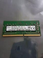 SK Hynix 8GB 1X8GB HMA81GS6AFR8N DDR4 1Rx8 PC4-2400T SODIMM Laptop Memory