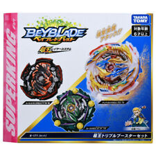 Bey blade Burst Super king B171 triple booster set Tempest Dragon TAKARATOMY PSL