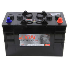 Type 019 Car Battery 800CCA 3 Years Wty Lion Batteries 100Ah OEM Replacement