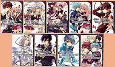 Kiss of the Rose Princess Series English Manga Collection Books 1-9 BRAND NEW!