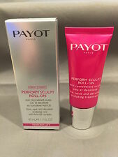 NIB Payot Perform Sculpt Roll-on Face, Neck Decollete Sculpting Care 40ml/1.3oz