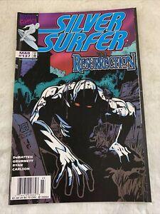 Silver Surfer Comic #137