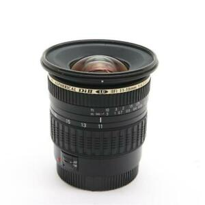 Secondhand Tamron Sp Af11-18Mmf4.5-5.6Diii Model A13E For Canon