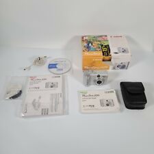 CANON PowerShot A95 w/case, box,cord,  5.0 MP 3X zoom - for REPAIR or PARTS