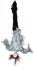Slashing Upside Down Reaper Halloween Prop Zombie Sounds Realistic Haunted House