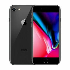 Apple iPhone 8 GSM Factory Unlocked T-Mobile at&t Metro PCS 256GB| 128GB | 64GB