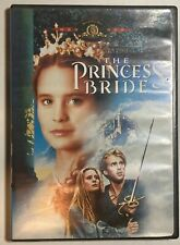 The Princess Bride full & widescreen Cary Elwes Robin Wright Dvd