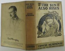 Ernest Hemingway / The Sun Also Rises First Edition 1926 #2004105
