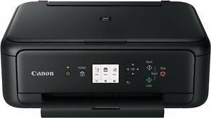 Canon PIXMA TS 5150 schwarz Multifunktionsdrucker (Tintenstrahldrucker, 3-in-1)