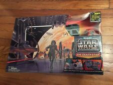 Star Wars Action Fleet The Death Star Playset by Galoob - 1995