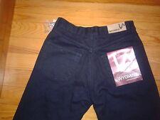 """""""WYOMING"""" PANTALON style JEAN, noir,  NEUF + étiquette,T36"""