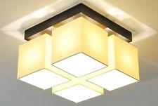 Designer Decken Leuchte Lampe Retro Design Retro Salon Bar E27 LED Paris 28