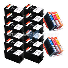 18++ PACK 920XL New GENERIC Ink for HP Officejet 7000 series (E809) 7500 (E910)