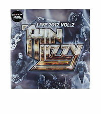 Thin Lizzy  Live 2012 Vol.2 (Limited 2 x White Vinyl-only 1,000!)New & Sealed