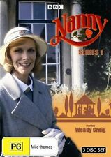 Nanny - The Complete First Series (Region 4, 3-Disc Set) BBC/ Wendy Craig/ mint