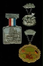 GERMANY, GROUP OF (3) ASSORTED MEDALS/DECORATIONS/AWARDS!