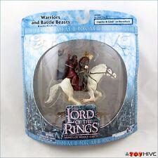LOTR AOME Warriors Legolas and Gimli on horseback Lord of the Rings Armies