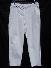 Ruby Road Favorites Women's White Pants Size 10