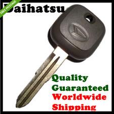 Daihatsu Charade Copen Cuore Feroza Sirion Terios YRV Transponder Key Blank