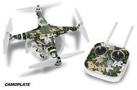 DJI Phantom 3 Drone Wrap RC Quadcopter Decal Sticker Custom Skin Accessory CP A