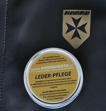 Lederfett / Lederpflege für HARRO Lederbekleidung Kombi Lederhosen Schuhe ASSEN