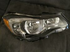 Subaru Impreza Crosstrek 2014-2015 Headlamp Assembly 84001FJ081 New Damaged