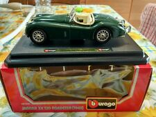 BBurago scala 1/24 Jaguar xk120 coupe 1948 burago with BOX