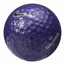 12 Nike Mojo Karma Purple Near Mint Used Golf Balls Aaaa *Sale!*